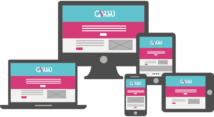 Responsive Web Design by qsyuyu.com